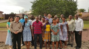 Adunarea din Kumasi, Ghana, Marite 2016